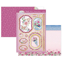 Hunkydory Crafts Eastern Wishes - A Touch of The Orient Topper Set