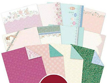 Hunkydory Crafts Eastern Wishes Luxury Card Inserts - WISHES102