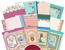 Hunkydory Crafts Eastern Wishes Luxury Card Collection Card Kit