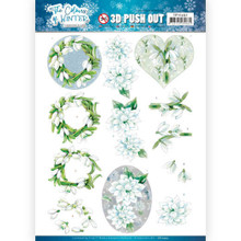Jeanine's Art The Colours of Winter- 3D Push Out Toppers SB10492