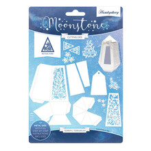 Hunkydory Crafts - Terrific Terrarium - Moonstone Die Set MSTONE248