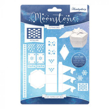 Hunkydory Crafts -Star Topped Gift Box - Moonstone Die Set MSTONE247