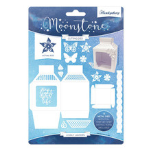 Hunkydory Crafts -Lovely Lantern - Moonstone Die Set MSTONE246