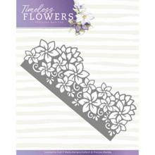 Precious Marieke Timeless Flowers - Clematis Border- Cutting Dies