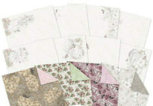 Hunkydory Crafts Everlasting Memories Luxury Inserts and Papers - 36 Sheets