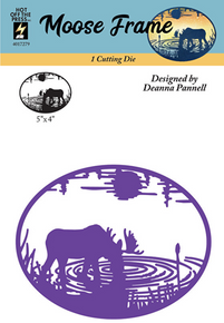 HOTP Moose Frame Designed by Deanna Pannell od Dee's Distinctively 4017279