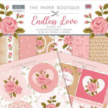 The Paper Boutique for Endless Love Paper Kit