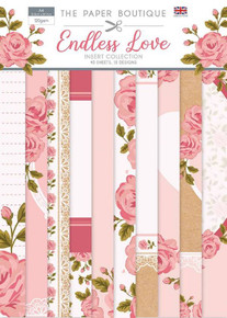 The Paper Boutique for Endless Love Insert Collection