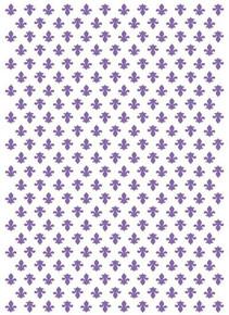 Couture Creations A2 Embossing Folder, Fleur De Lis