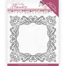 Precious Marieke Pretty Flowers - Lace Frame Pm10188