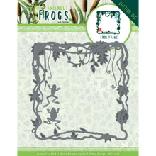 Amy Design Friendly Frogs - Frog Frame Add 10227