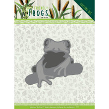 Amy Design Friendly Frogs - Tree Frog ADD10230