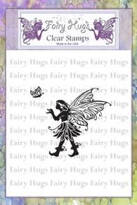 Fairy Hugs Stamp - Sivelle