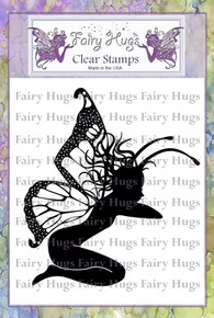 Fairy Hugs Stamp - Melia