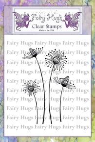 Fairy Hugs Stamp - Musical Walkway