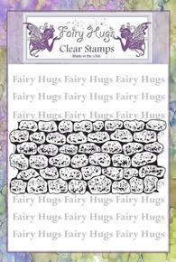 Fairy Hugs Stamp -Stone Wall