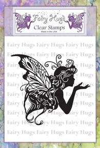 Fairy Hugs Stamp -Fairy Kisses