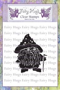 Fairy Hugs Stamp - Grog Gnome