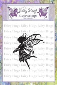 Fairy Hugs Stamp - Lantana