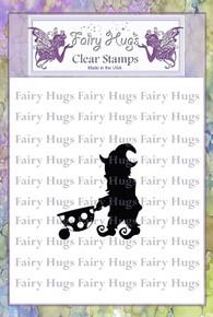 Fairy Hugs Stamp -Tonbic Gnome