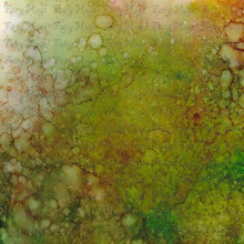 """Fairy Hugs 6x6"""" Background Papers --GREEN MEADOW"""