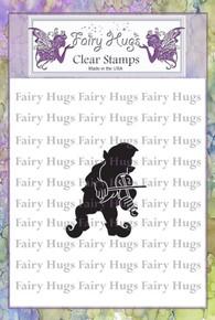 Fairy Hugs Stamp -Bilmin Gnome
