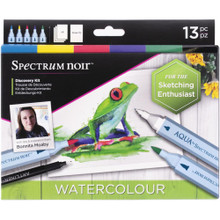 Spectrum Noir Discovery Kit - WATERCOLOR -