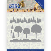 Amy Design Dies - Amy Design – Forest Animals - In the Forrest