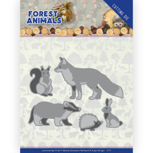 Amy Design Dies - Amy Design – Forest Animals - Forest Animals 1