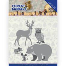 Amy Design – Forest Animals - Forest Animals 2 Dies