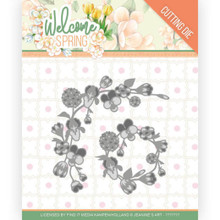 Find It Trading Jeanine's Art – Welcome Spring - Spring GarlandCutting Dies