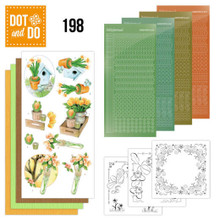 Find it Trading Dot and Do 198 - Jeanine's Art - Welcome Spring