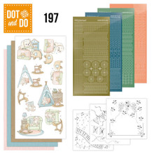 Find it Trading Dot and Do 197 - Yvonne Creations - Newborn