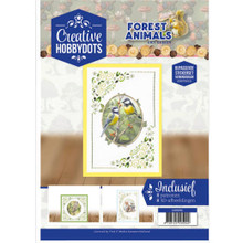 Find It Trading Creative Hobbydots 12 - Amy Design - Forest Animals (OWL ON COVER)
