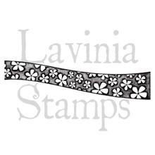 Lavinia Clear Stamps- Hill Border Large Flower