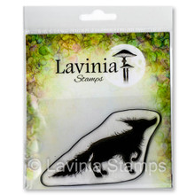 Lavinia Clear Stamps- Bandit-LAV645