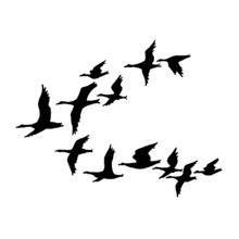 Lavinia Clear Stamps- Ducks