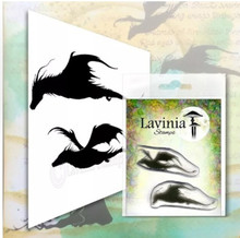Lavinia Clear Stamps- Dragon Set