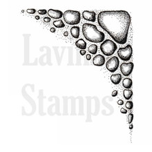 Lavinia Clear Stamps-Stone Texture