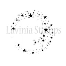Lavinia Clear Stamps- Star Cluster