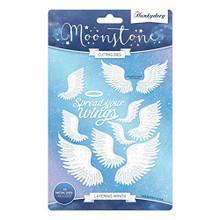 Hunkydory Moonstone - Layering Wings - 10 Dies - MSTONE276