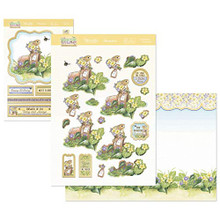 Hunkydory Crafts Springtime Wishes Deco-Large Topper Set - Just Because