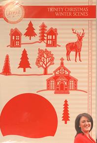 Corrine's Signature Trinity Christmas -Trinity Christmas Winter Scenes 507824