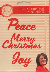 Corrine's Signature Trinity Christmas -Trinity Christmas Sentiments 507821
