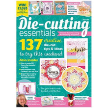 Die-Cutting Essentials Magazine Issue 65 - Shaken Not Stirred 5-Piece Die Set