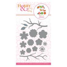 Hobby & Z - Blossom Cutting Die - HENZOG011