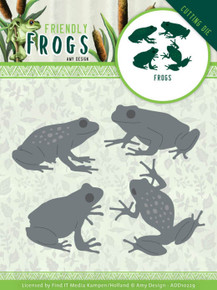 Amy Design Friendly Frogs - Frogs ADD10229