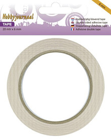 HobbyJournal Double-Sided Tape 6mm