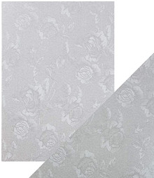 Craft Perfect Steel Toile A4 Specialty Card 9820e