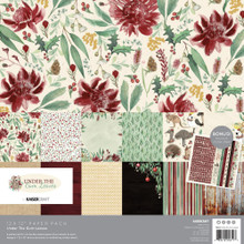 """Kaisercraft 12""""x12"""" paper pack- Under The Gum Leaves"""